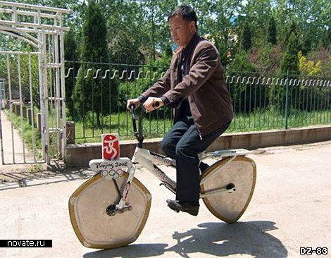 Необычные велосипеды