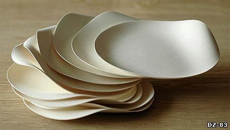 креативный дизайн - тарелки
