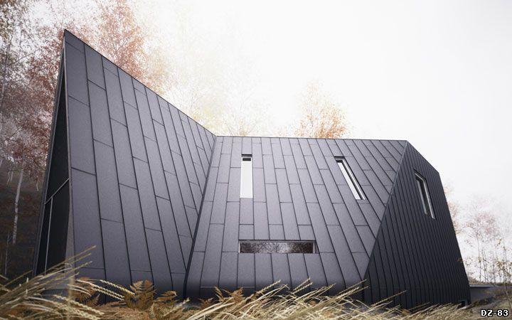 Проект жилого дома Allandale House в США