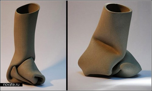 Обзор необычных дизайнерских ваз