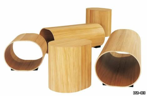 Коллекция Log. Производитель Swedese. Дизайн Наото Фукасавы