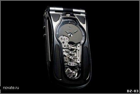 Механический мобильный телефон