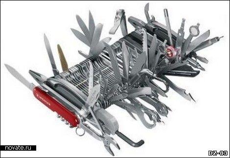 Необычные ножи